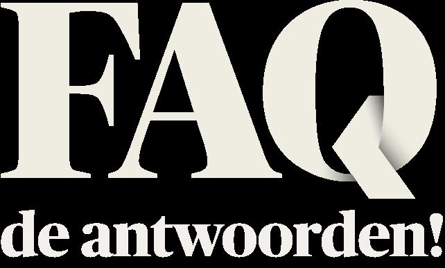 FAQ - De lijsttrekkers!